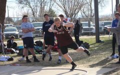 "Track and Field: ""The Throwers"""
