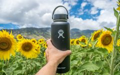 To stay hydrated, get a Hydro Flask!