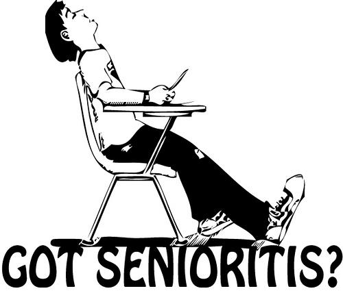 Seniors vs Senioritis