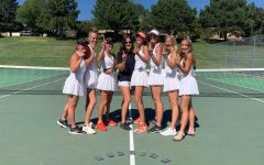 Girls tennis takes region!