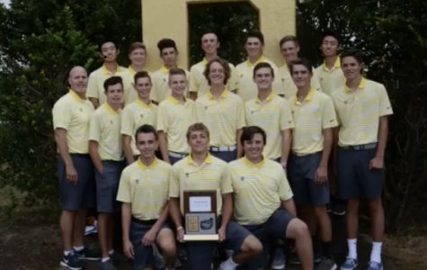 Can the golf team swing state this year?
