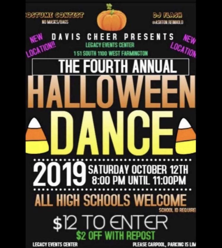 Fundraiser of the year: Halloween MOSH