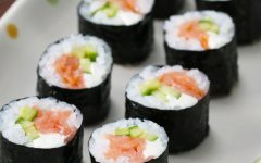 Sushi and where to find it