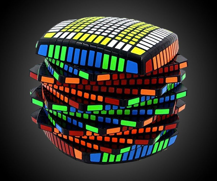 43 Quintillion Feat. (The Rubik's Cube)