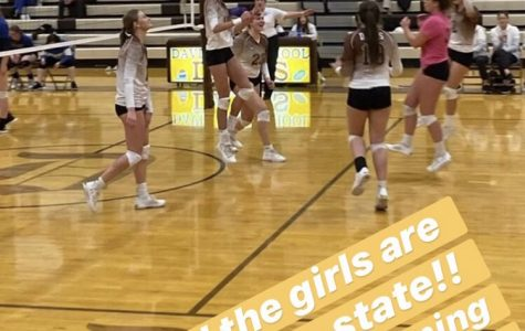 Girls Volleyball: State tournament