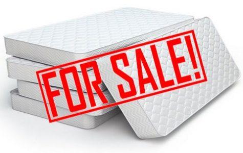 Davis High School projects massive sales at mattress fundraiser