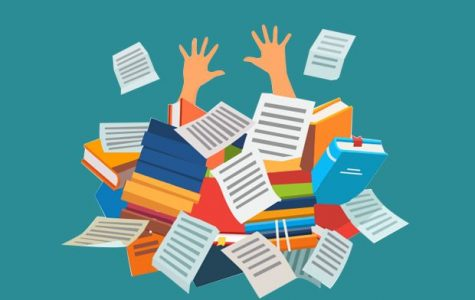 How to deal with seemingly endless end of term stress