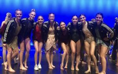 8 D'ettes participate in Miss Drill UT solo drill competetion