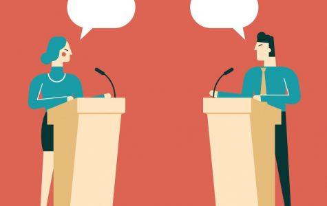 Davis High Debate takes the cake at Marie Clegg