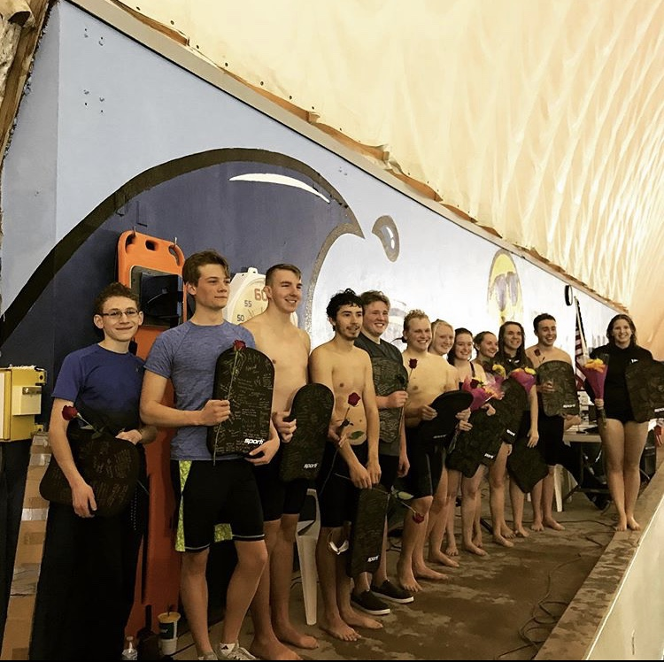 Davis High swim dives into region