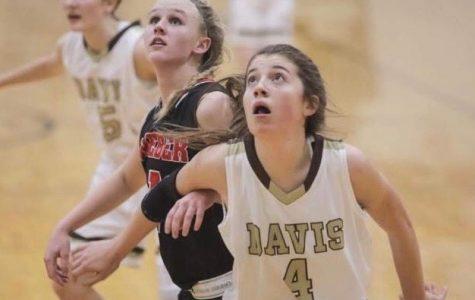 Kelsey Leavitt: Varsity Basketball Superstar
