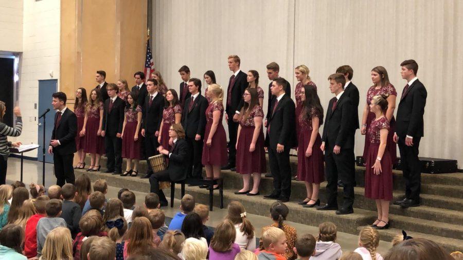 Choir+concert+review