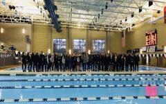 Davis High swim team makes a splash at region