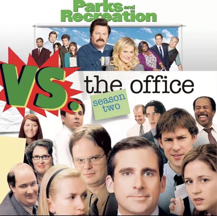 The+Office+vs.+Parks+and+Recreation
