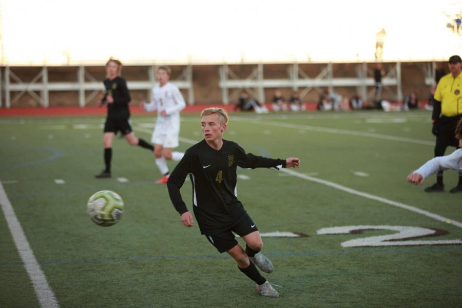 Boys Soccer Review