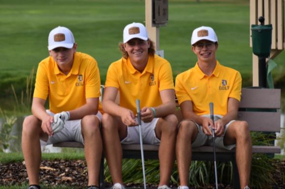 Golf Region Champs!