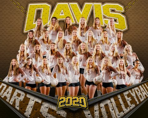 Game Day Thoughts With the Davis Volleyball Team.