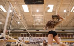 DHS Volleyball Team's Eventful Week