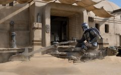 My Review of The First Episode of The Mandalorian Season Two