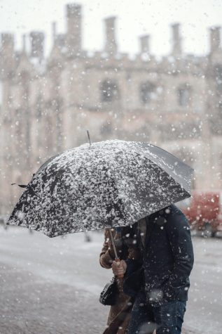 As Temperature Drops: Winter Fashion
