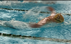 Marcus Williams: Simply Swimmin'