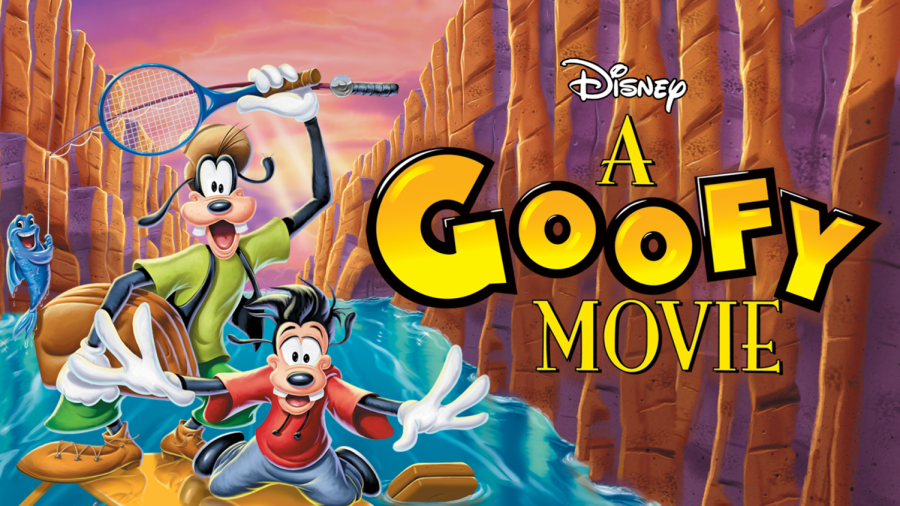 I will be watching 'A Goofy Movie' once every day of March 2021