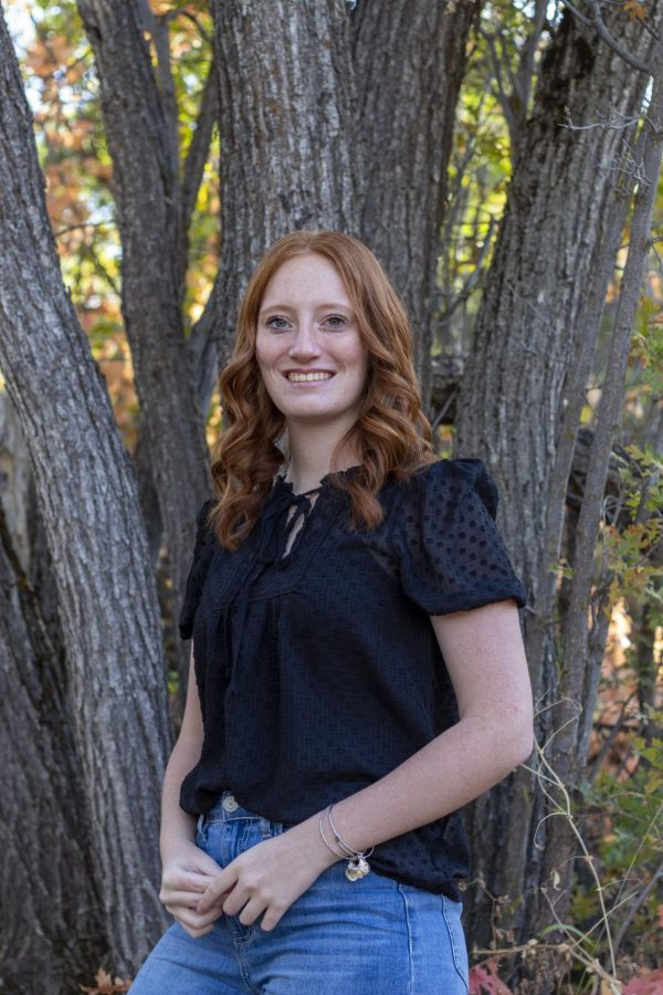 Student Spotlight: Hailey Halliday