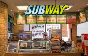 Subway: is it a good lunch location?