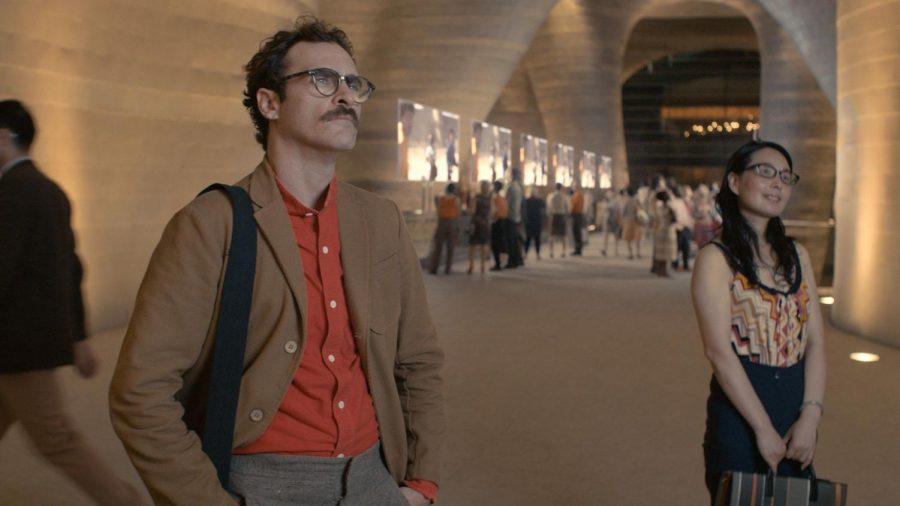 The Futuristic Lyrical Loneliness of 'Her' - Movie Review