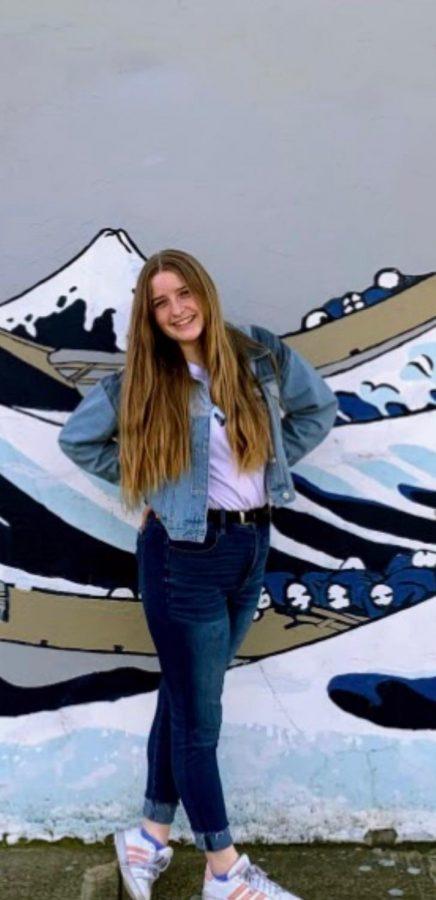 Student Spotlight: Hannah Wright