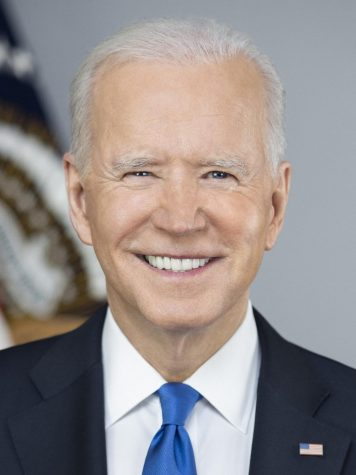 Joe Biden has the support of Davis High students
