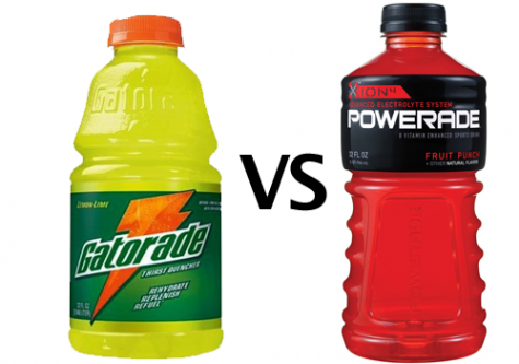 Gatorade vs. Powerade: What