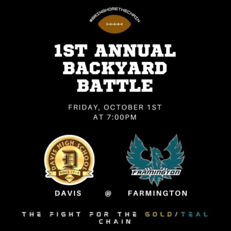 The first ever battle in rivalry cross-town war set for kickoff on Friday @ 7