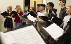 New voices enter the Davis High School choirs.